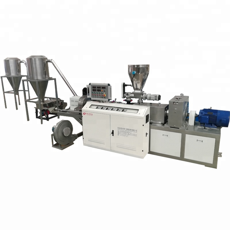 PVC granulator/PVC pellet productielijn/plastic pellet making machine