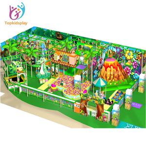 Topkidsplay 2018 Funny Games Indoor Children Kids Play Ground Playground Naughty Castle