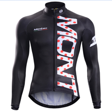 Hommes sublimation impression <span class=keywords><strong>hiver</strong></span> polaire longue jersey vélo <span class=keywords><strong>vêtements</strong></span>