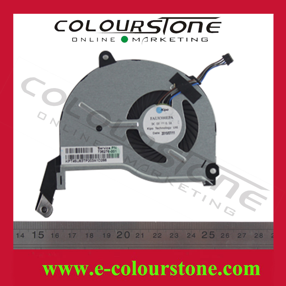 Cpu Cooling Fan For Hp Touchsmart 15n 15-n 15-n061nr Pavilion 15 ...