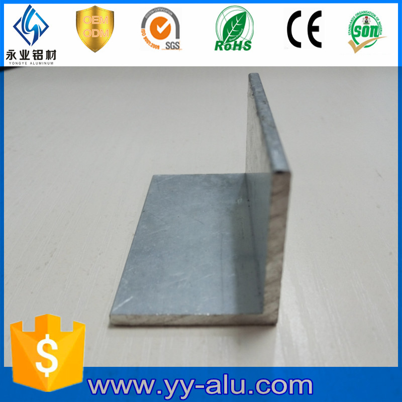 Precio competitivo ngulo de perfil de aluminio est ndar - Perfil de aluminio precio ...