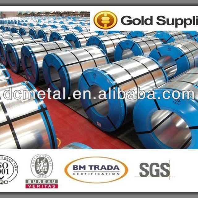2014 Competitive Price Galvanized Steel Coil For Prefabricated House Roof