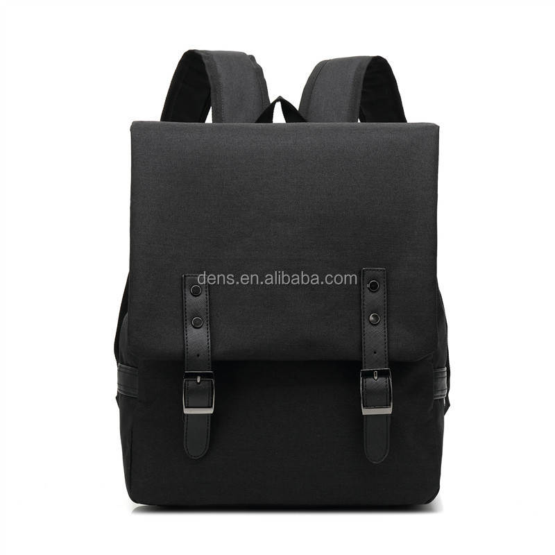 921454b55a Vintage Laptop Backpack Women Canvas Bags Men Travel Leisure Backpacks Retro  Casual Bag School Bags