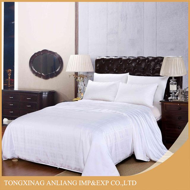 Hotel Bedding 100% Cotton Hotel Bed Linen/flat Sheet/duvet Hotel Duvet Cover