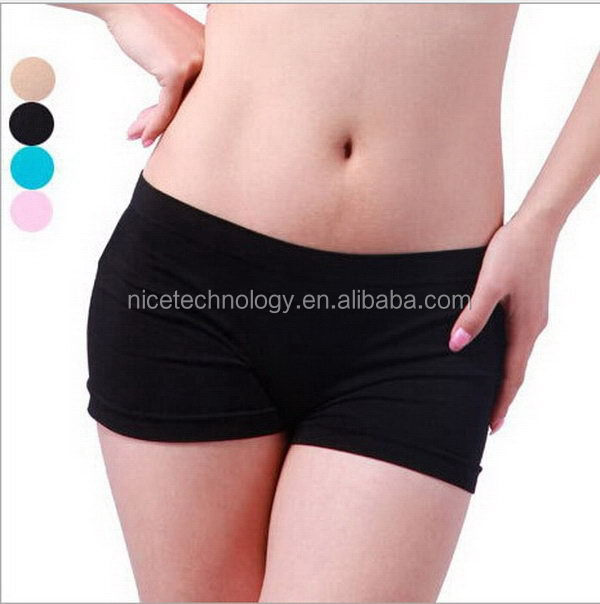 High quality woman underwear sportswear seamless yoga shorts fitness yoga pants