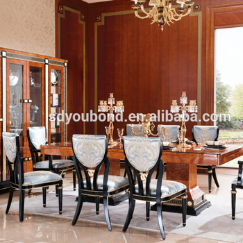 Swell 0069 New Design Dining Table Set Collection Classic Royal Style With Excellent Quality Beech Solid Wood Buy New Design Dining Table And Chair Frankydiablos Diy Chair Ideas Frankydiabloscom