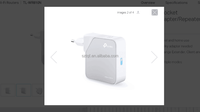 300Mbps Wi-Fi Pocket Router/AP/TV Adapter/Repeater TL-WR810N