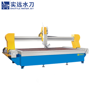 Foshan 3D sheet metal water jet cutter