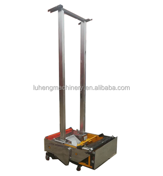 LLHH Construction automatic wall cement spray plaster rendering machine price