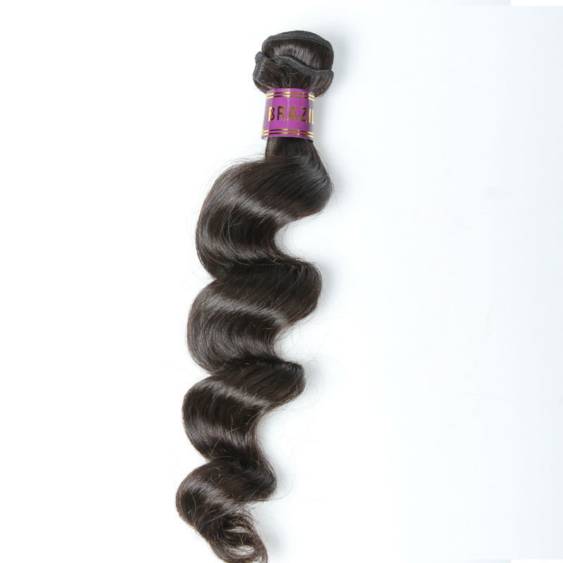 14 16 18 Inch Free Shipping Brazilian 7A Loose Wavy Hair