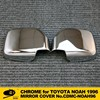 ABS chrome mirror cover for TOYOTA NOAH 96