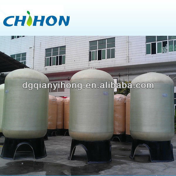 Water Filter FRP Wank & Water Well Sand Filter & Waste Water Sand Filter