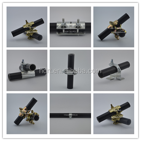 high quality forged scaffold putlog coupler BS1139/EN74