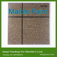 Exterior Wall Paint Granite Effect Coating Manufacturer