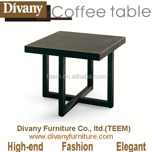 Modern Divany Furniture name brand office furniture solid wood coffee table
