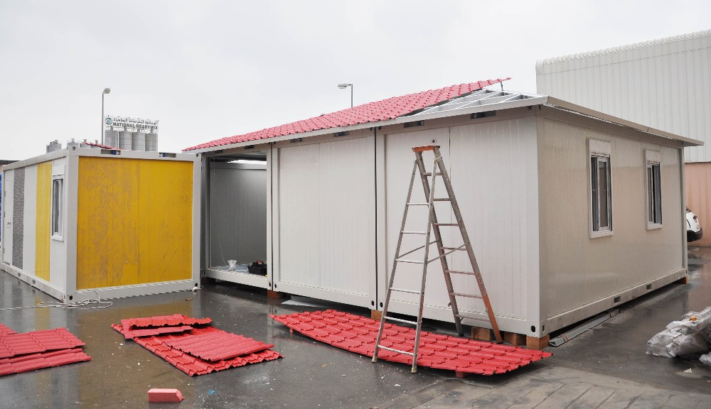 Low Cost China Modular Prefabricated Home Buy