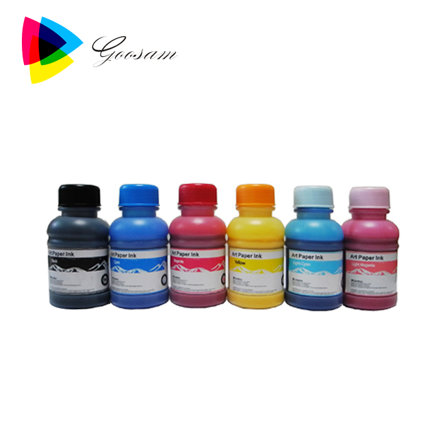 Great rub-resistence art Paper ink for Epson Expression Home XP-330 Small-in-One Color Ink-jet - Printer for brochures printings