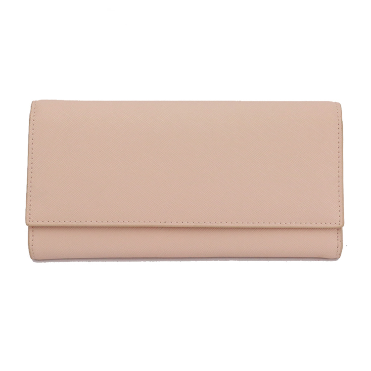 6653e82767f real saffiano leather women's wallet phone purse travel fold over wallet