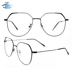 c6ad664647d5 Latest spectacles eyeglasses men women Metal optical frames reading glasses  China Manufacturer