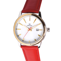 Hot selling style New brand Omelong Fashion Genuine Leather Wrist Watch for Women