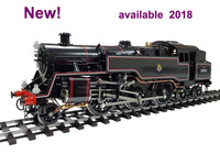 4MT , 64mm gauge , 1:22.6 Live Steam Locomotive -