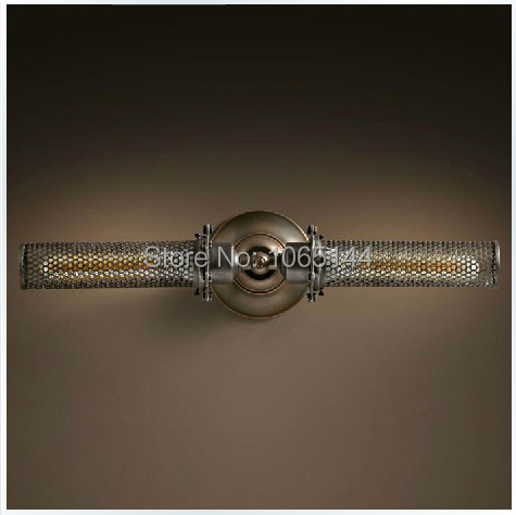 Vintage wall lamp personalized bedside lighting b8037