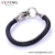 Bracelet-59 XUPING Wholesale Natural Animal Shape Design Bracelet With Leather Rope