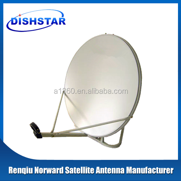 ku 60cm satellite dish antenna