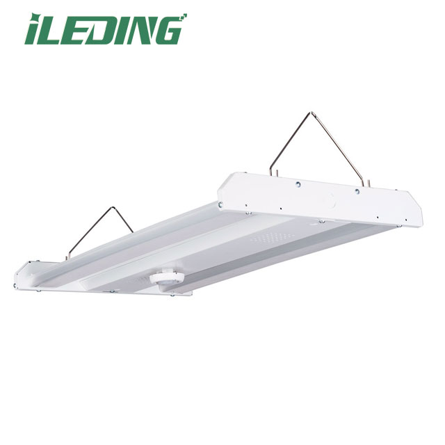 150 W Linier High Bay Lampu LED Industri 150lm/W DLC Premium Gudang Light
