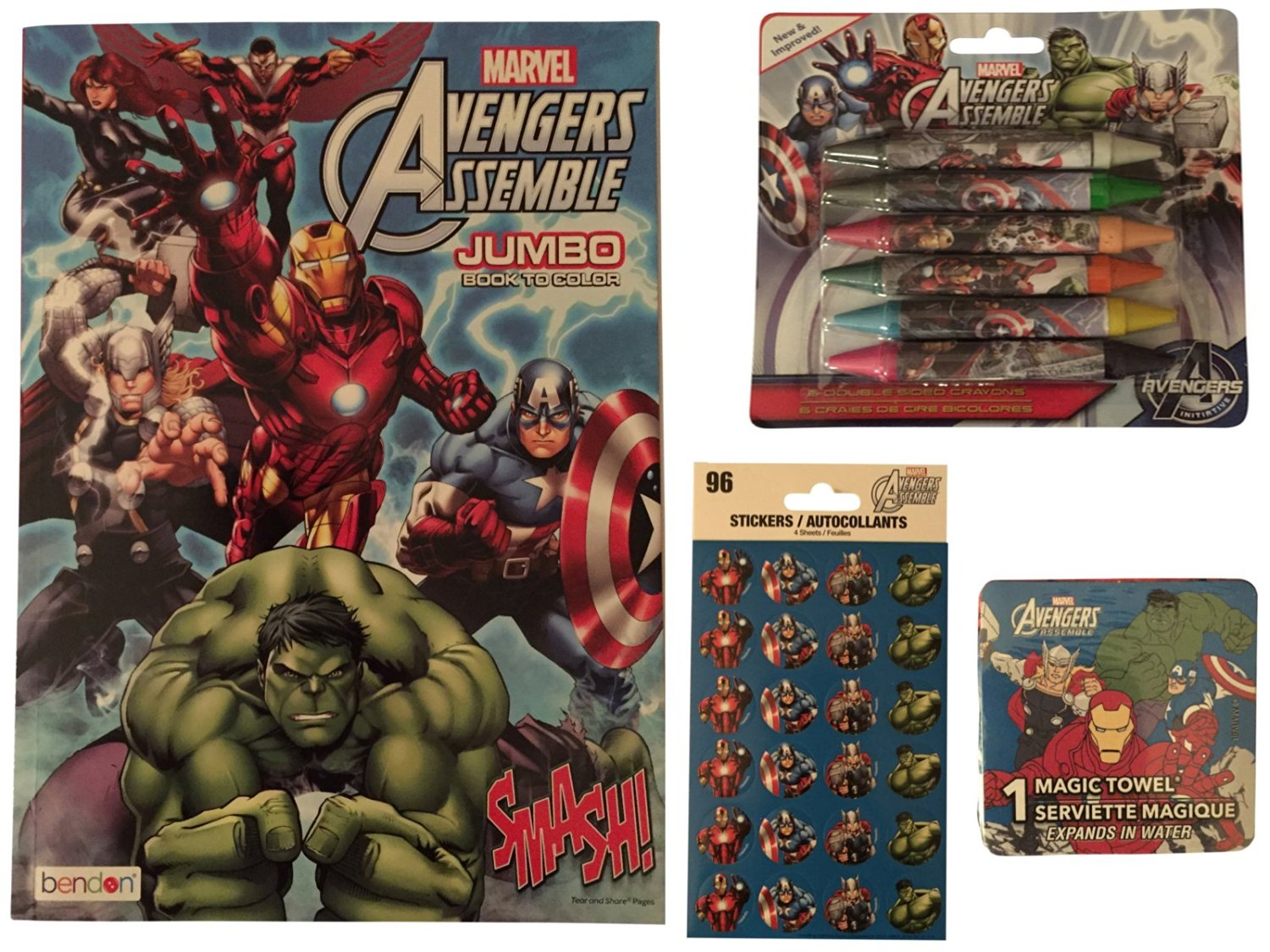 Cheap Book Avengers Find Deals On Line At Alibabacom Sticker Activity Books My Big And Mighty Coloring Bundle 4 Pieces Stickers