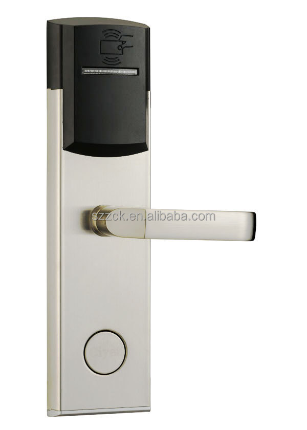 Rfid Smart Key Card Hotel Door Lock System Buy Hotel Door Lock