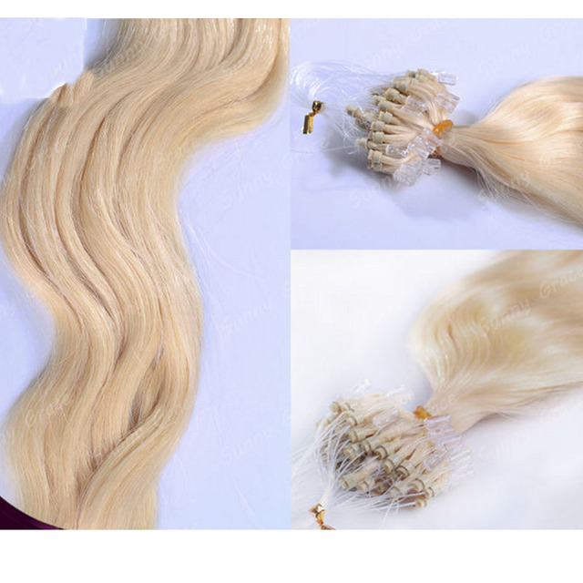 Buy Cheap China Micro Loop Hair Extensions In Blonde Products Find