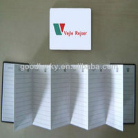 promotion gift magnetic paper telephone with low price,