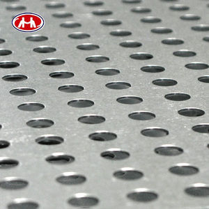 Professional factory supply perforated mesh