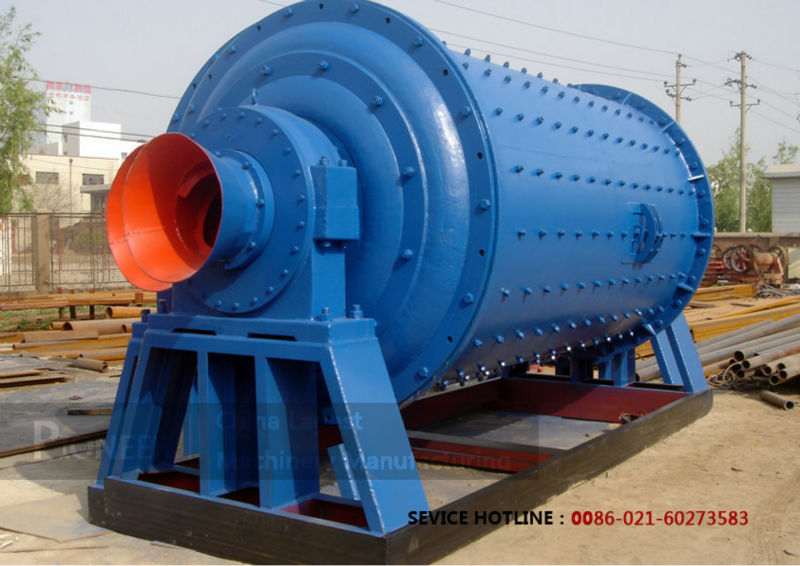2013 hot selling PIONEER series electric wet or dry ball mill