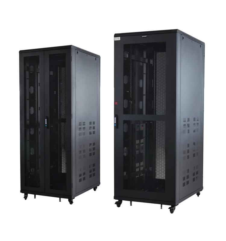 19 Inch Rack Mount Cctv Standaard Server Ip55 Ip 65 Outdoor 4u 6u 9u 12u 21u 24u 42u 47u Netwerk kast