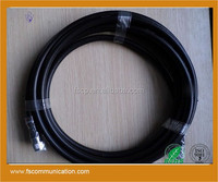 "RF Cable assembly 3000mm 1-2"" Superflexible cable Jumper (N male to N male connectors)"