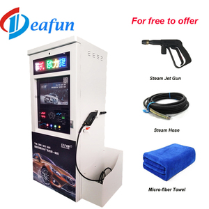 Most Cost-effective steam washing machine car wash equipment