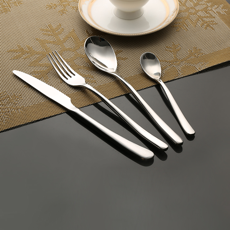 Cutlery set stainless steel 18 10 stainless steel flatware
