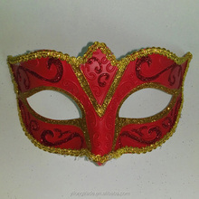 Amazing Wholesale Shinning Crystals Deco Plastic Masquerade Party Mask