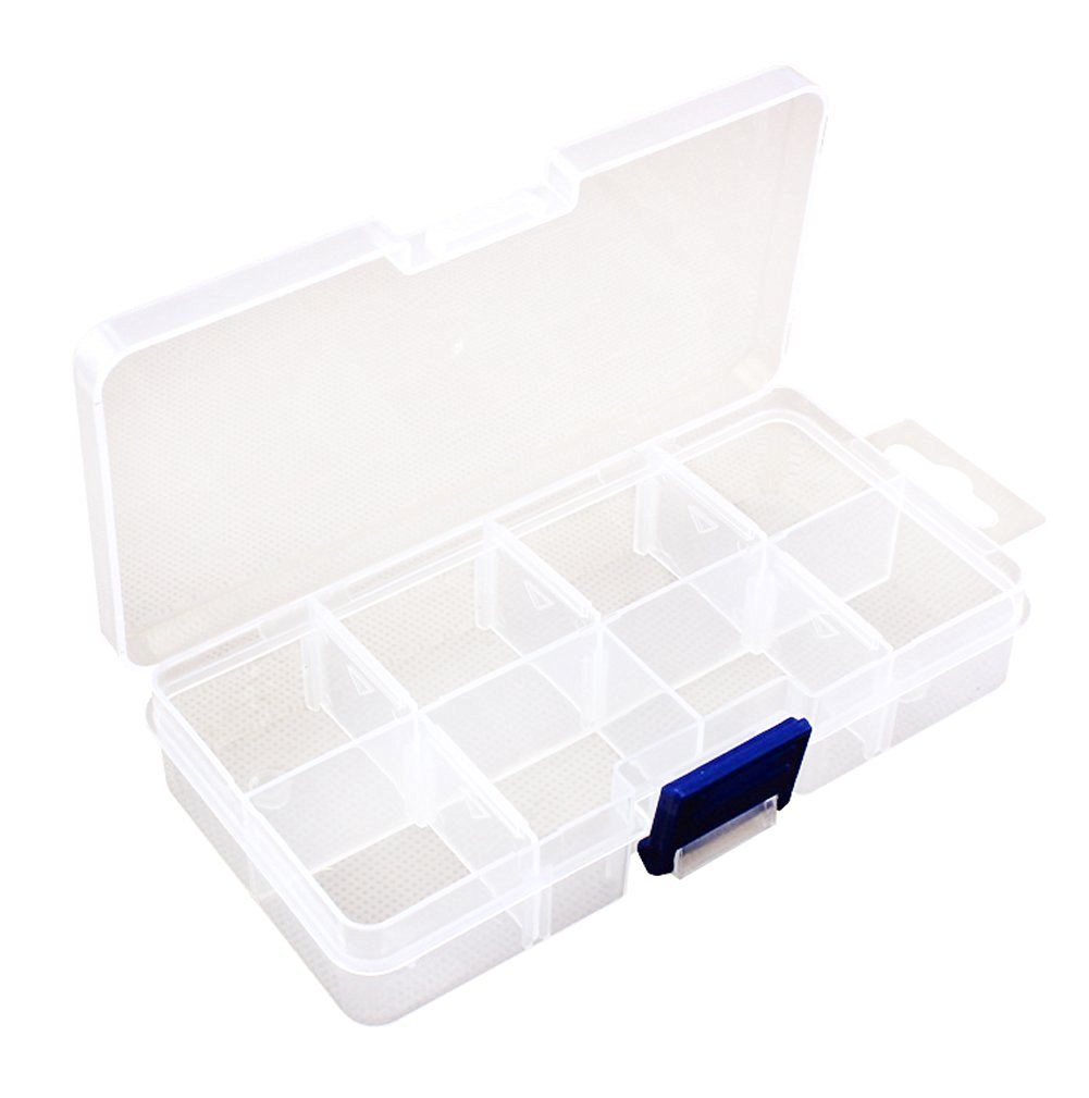 Cheap Plastic Storage Box With Dividers find Plastic Storage Box