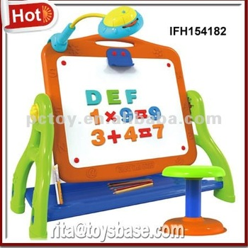 Magnetic Learning Desk For Kids Fun Drawing Games - Buy Fun Drawing ...