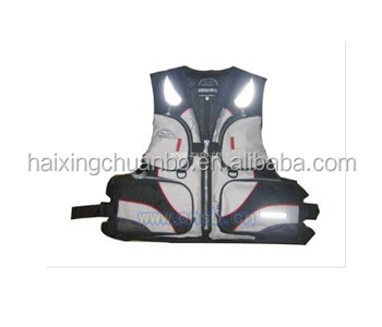 beautiful reflective beautiful fishing life vest
