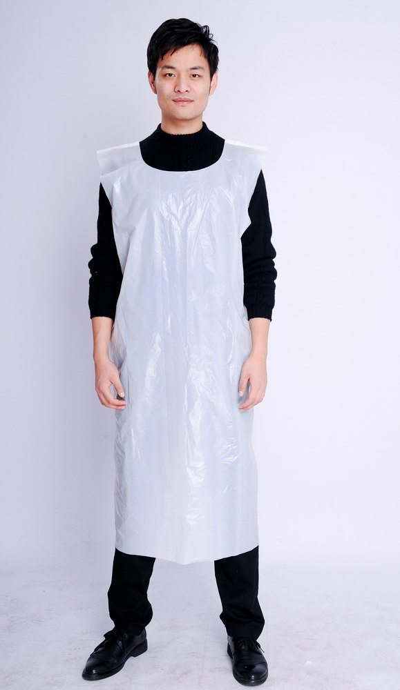 Plastic Aprons Disposable Thin Aprons,Pe Aprons For Adults Kids ...