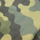 100 Cotton Brushed Camouflage Design Printed Flannel Fabric