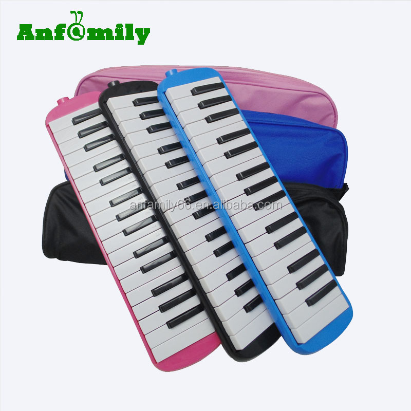 Instrumento musical chinês do teclado 32 chaves Melodica em Oxford Soft Bags