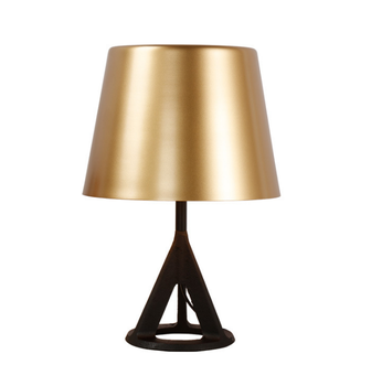 9 5 7 Golden Portable Luminaire Tripod Small Table Lamp