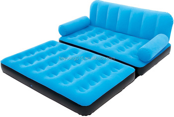 5 in 1 best way velvet air sofa cum bed inflatable recliner air rh alibaba com Air Couch Furniture Air Sofa White