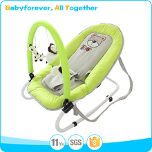 Newborn-to-Toddler Baby iron swings rocking chair baby bouncer