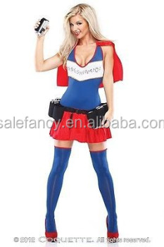 Sexy Womens Adult Drinking Beer Girl Costumes Superhero Can Holster Super Hero Costume QAWC-3166  sc 1 st  Alibaba & Sexy Womens Adult Drinking Beer Girl Costumes Superhero Can Holster ...